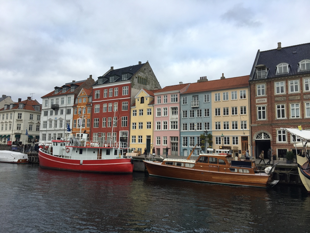 Solo Travel: A Messy, Imperfect Adventure in Copenhagen